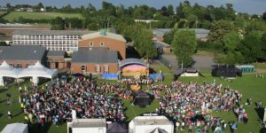 2RivTiv2015 Aerial Shot of The Lion King stage