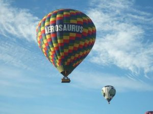 Aerosaurus Balloons, South West Flights