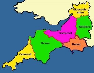 South West England