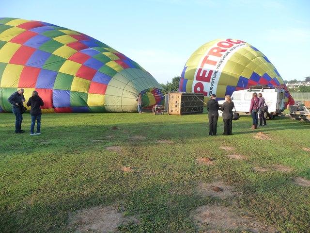 Tiverton Balloon Fiesta