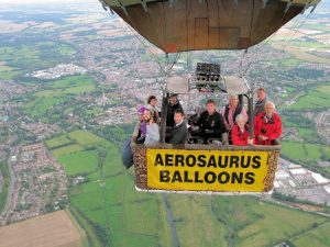 hot air ballooning salisbury
