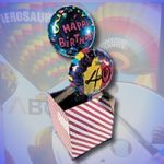 Gift Idea - Balloon in a Box