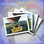 Aerosaurus In Flight Photos