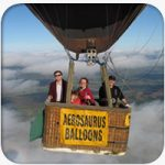 Small Balloon Hire - Private Flight