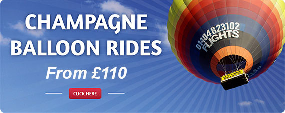Champagne Balloon Rides