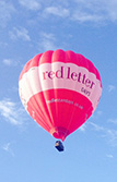 Red Letters Day Balloon