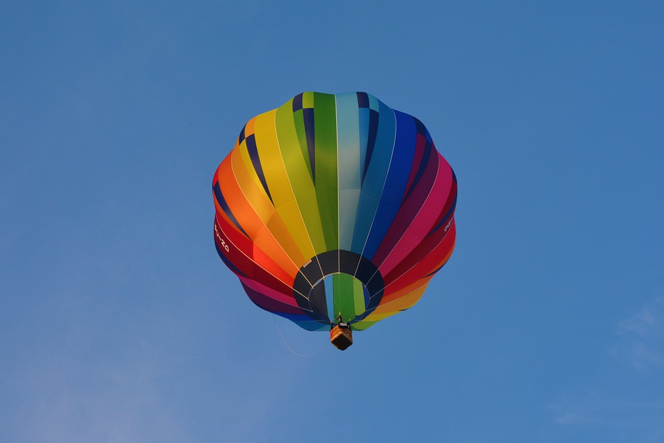 south west balloon ride