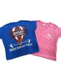 child's balloon t-shirt