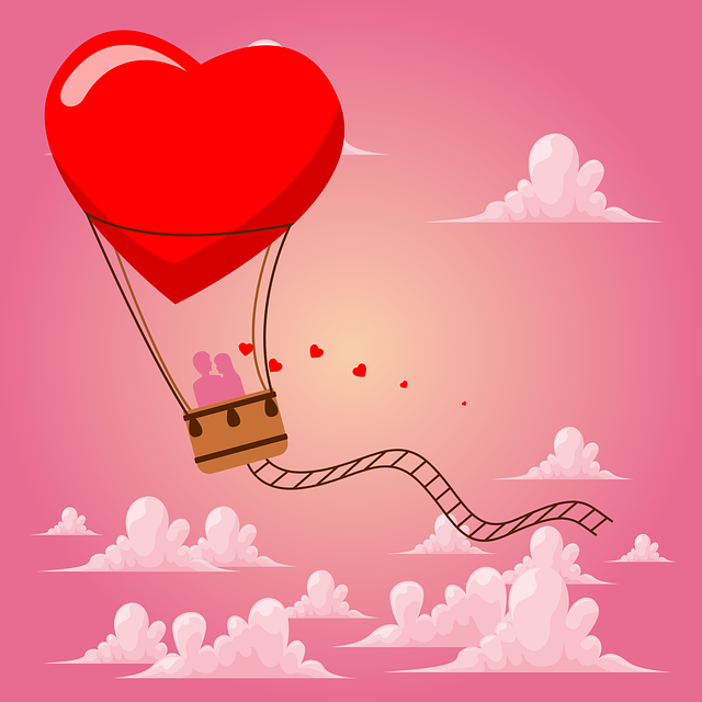 valentine's day balloon rides