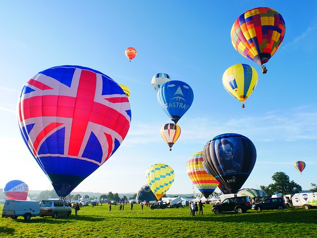 uk balloon flight bristol balloon fiesta