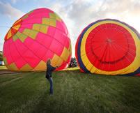Tiverton Hot Air Balloon Festival