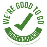visit england we're good to go logo