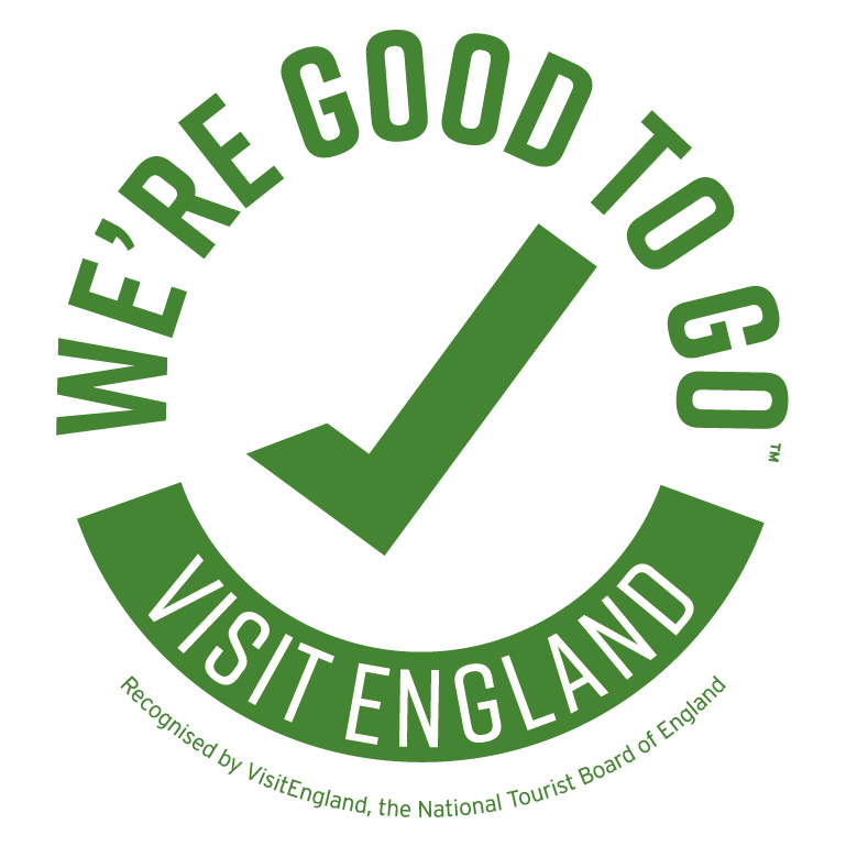 visit england good to go accreditation