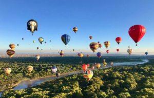 albuquerque balloon rides