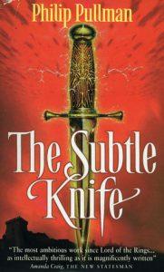 subtle knife book front cover